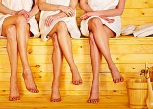 Wellnesspauschale für Freundinnen