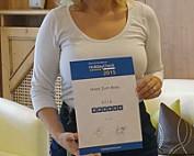 Auszeichnung unseres Wellnesshotel im Bayerischen Wald