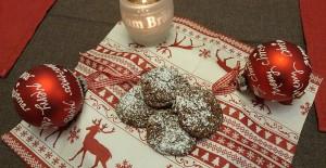ein leckere Schokoladenplätzchen Rezept vom Wellnesshotel Zum Bräu im Bayerischen Wald