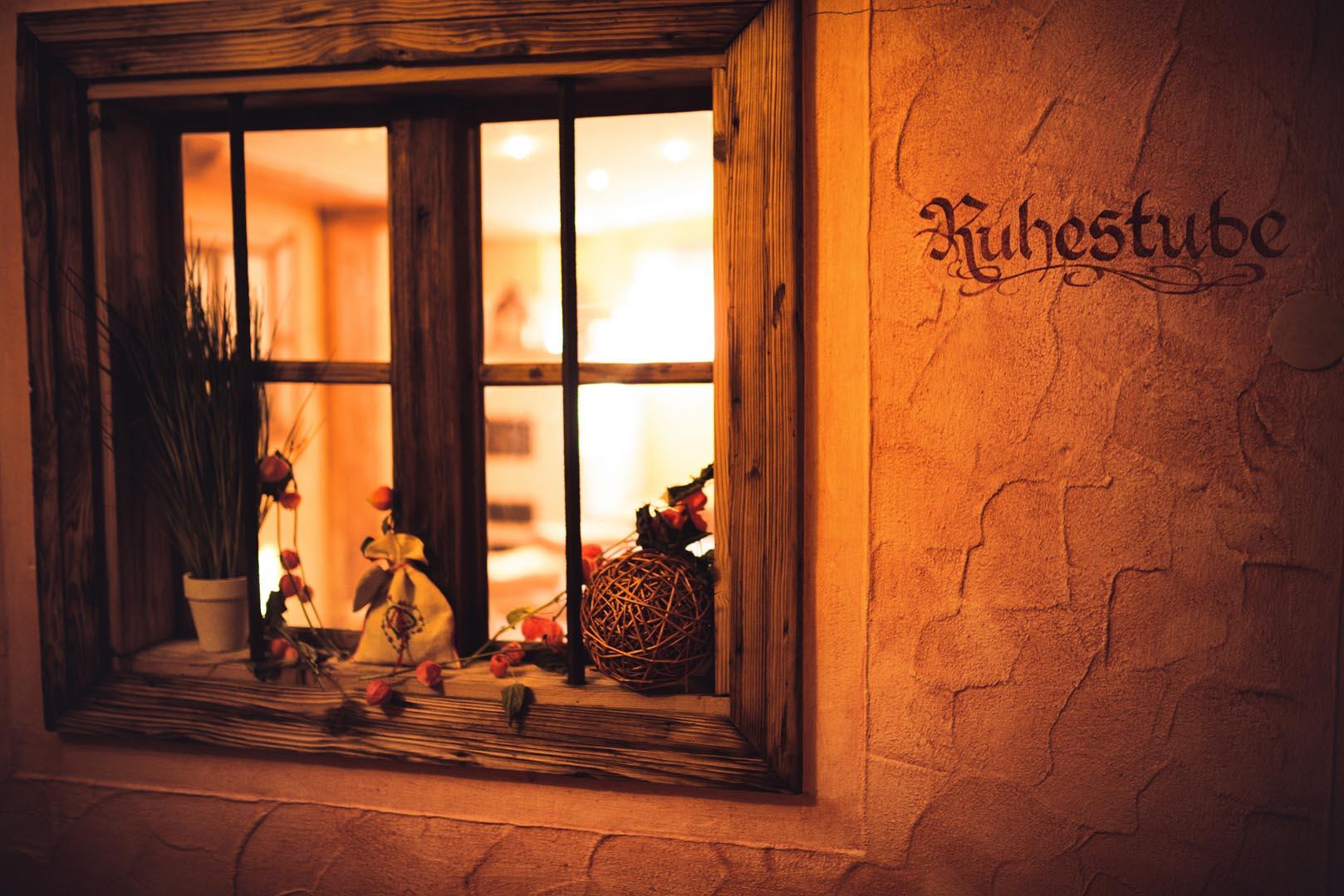 Romantische Ruhestuben im Wellnesshotel Bayerischer Wald