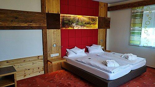 Die neuen Wohlfühlzimmer unseres Wellnesshotel im Bayerischen Wald