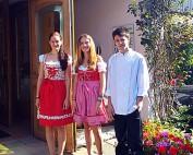 Wellnesshotel Bayerischer Wald - die neuen Azubis