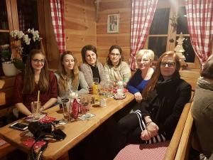 Weihnachtsfeier unseres Wellnesshotel im Bayerischen Wald