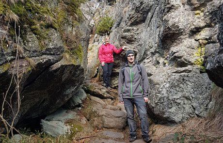 Frühlingswanderung im Bayerischen Wald