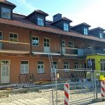 Beginn der Bauarbeiten zur Küchenerweiterung unseres 4 Sterne Wellnesshotel im Bayerischen Wald