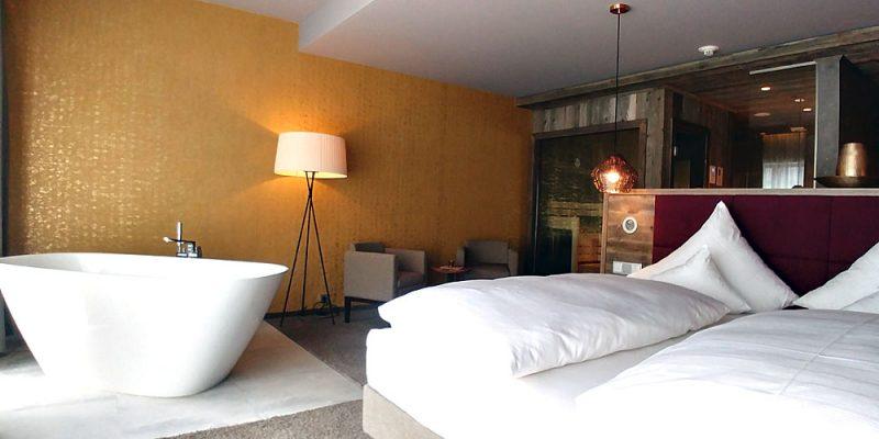 Die neuen Suiten unseres Wellnesshotel im Bayerischen Wald