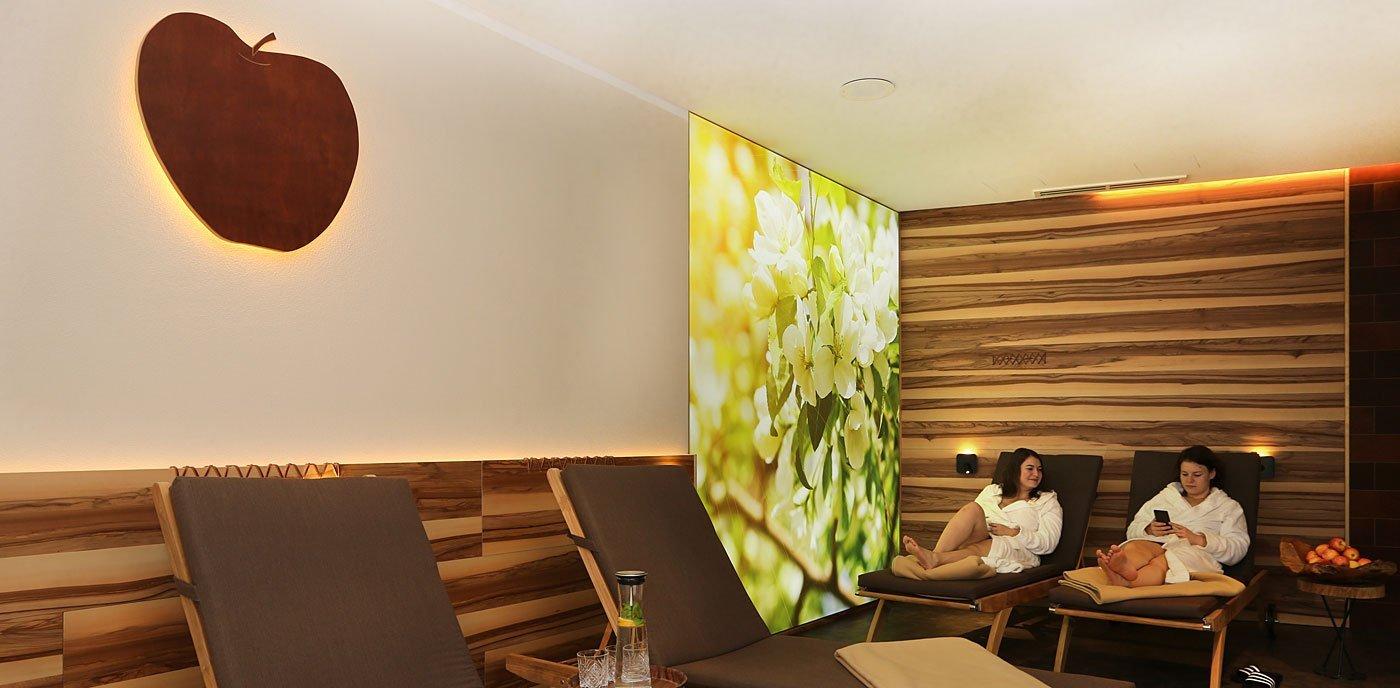 wellnesshotel impressionen. Black Bedroom Furniture Sets. Home Design Ideas