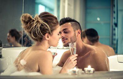Romantikpauschalen speziell für Paare im Wellnesshotle zum Bräu - Bayerischer Wald
