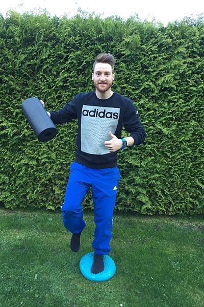 Unser Neuer Vital Coach im 4 Sterne Wellnesshotel Zum Bräu im Bayerischen Wald
