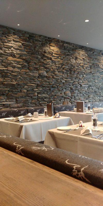 Panoramarestaurant unseres 4 Sterne Wellnesshotel