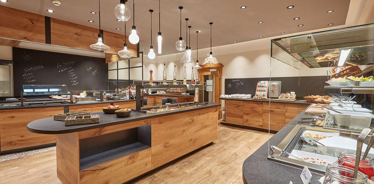 Unser neues Gourmet Frühstücksbüffet - 4 Sterne Wellnesshotel