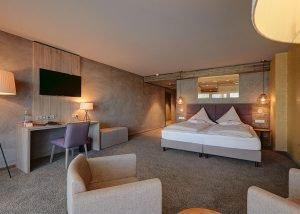 Traumhafte Suite Traumzeit - 4 Sterne Wellnesshotel Bayerischer Wald