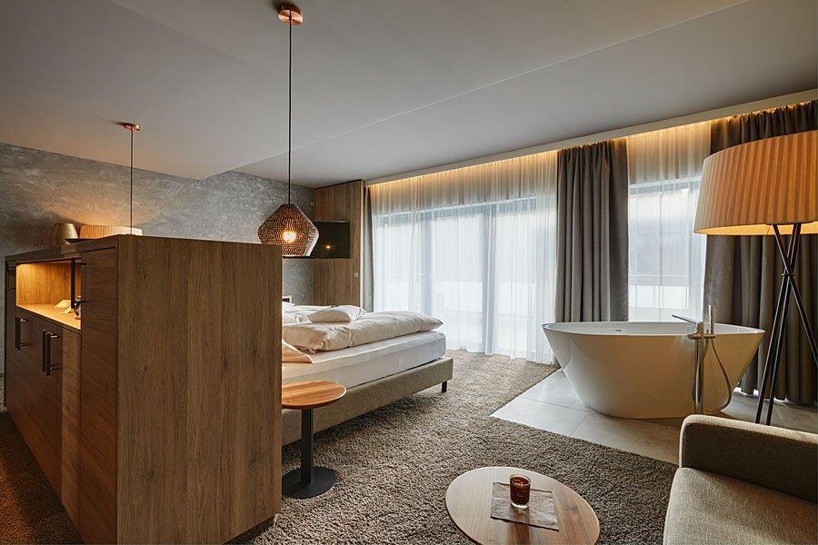 Unsere traumhaften Suiten - 4 Sterne Wellnesshotel Bayerischer Wald