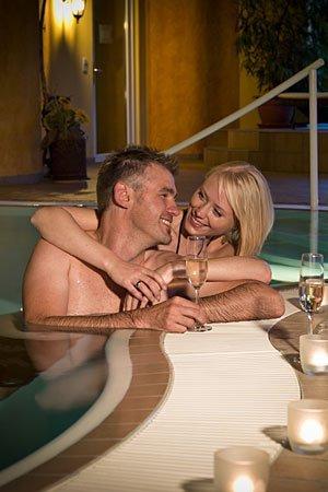 Romantisches 4 Sterne Wellnesshotel speziell für Paare im herzen des Bayerischen Waldes
