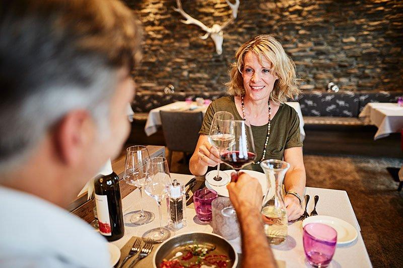 Gourmet Abenddinner im 4 Sterne Wellnesshotel Bayerischer Wald