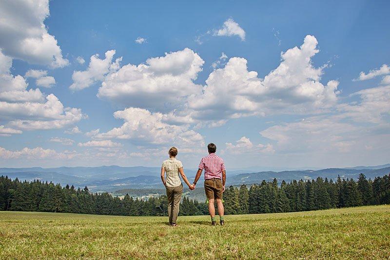 romantisches Wochenende im Bayrischen Wald