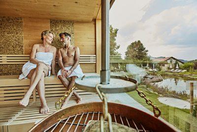 Wellnessurlaub für Paare im Bayerischen Wald