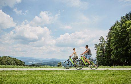 E Bike verleih im Wellnesshotel Zum Bräu