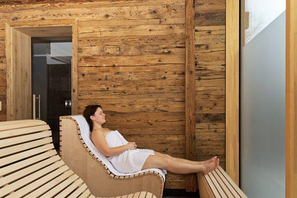 Großer neuer Saunabereich in unserem Wellnesshotel