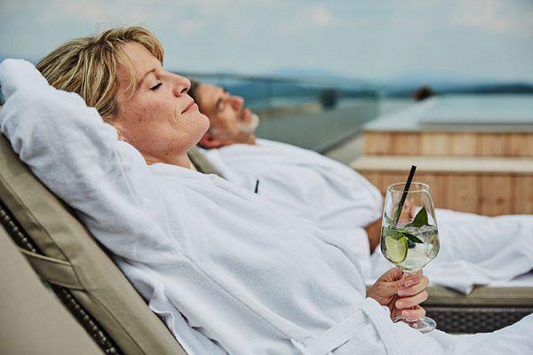 Wellnesshotel Zum Bräu: Romantik für Paare