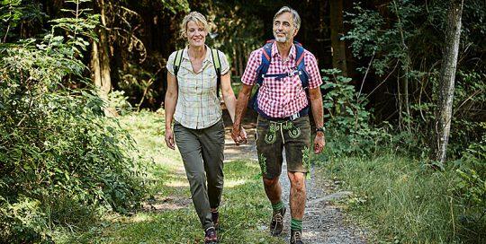 4 Sterne Wanderhotel im Bayerischen Wald