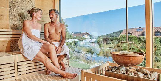 Genießen Sie Ihre Auszeit in unserem Wellnesshotel