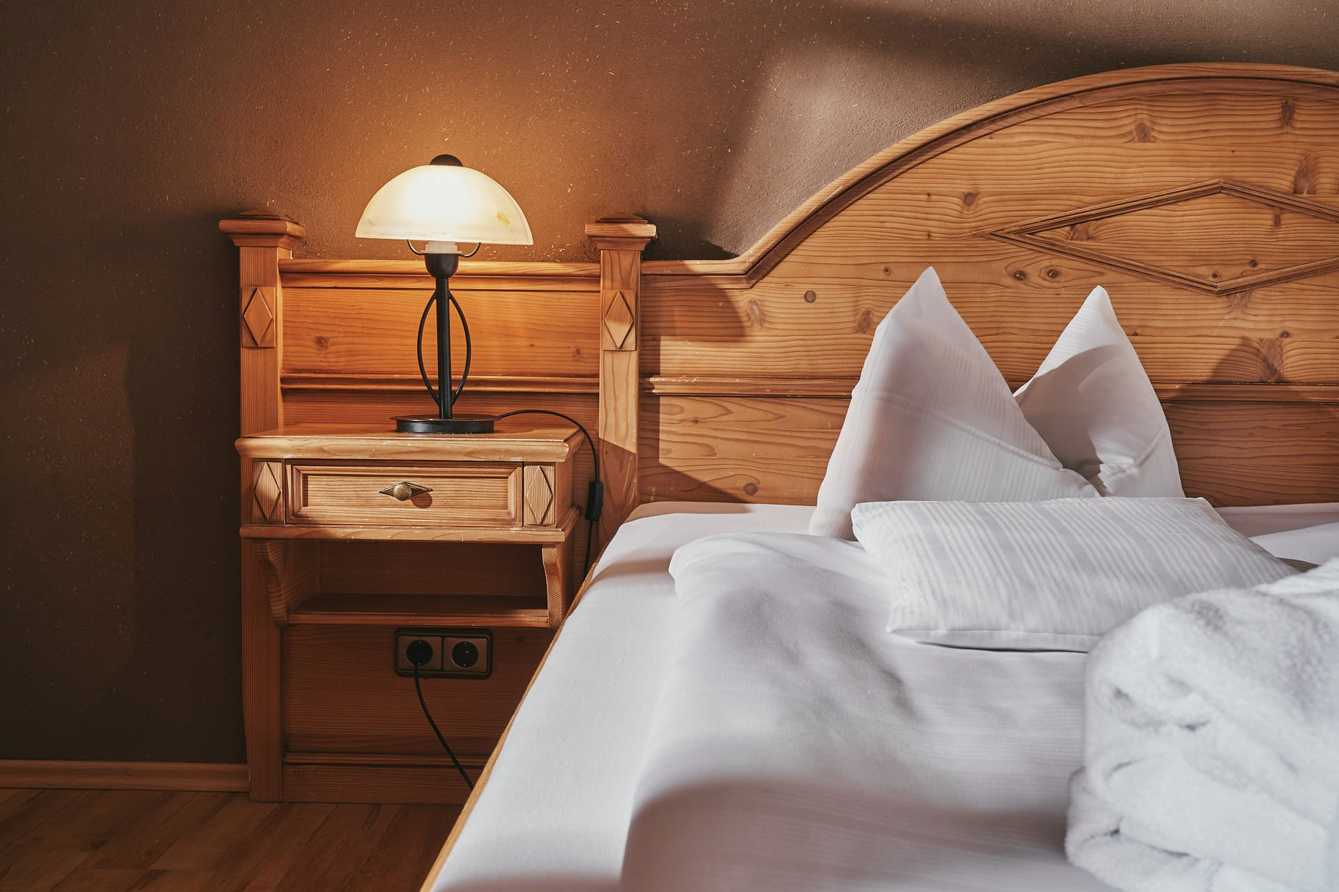 4 Sterne Wellnesshotel mit romantischen Zimmern