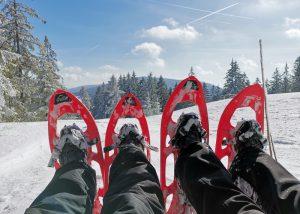 Winterurlaub Bayern 4 Sterne Wellnesshotel