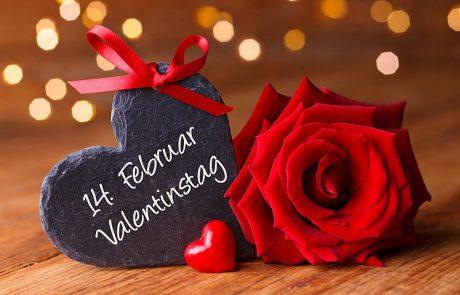 Valentinstag im Wellnesshotel Bayerischer Wald