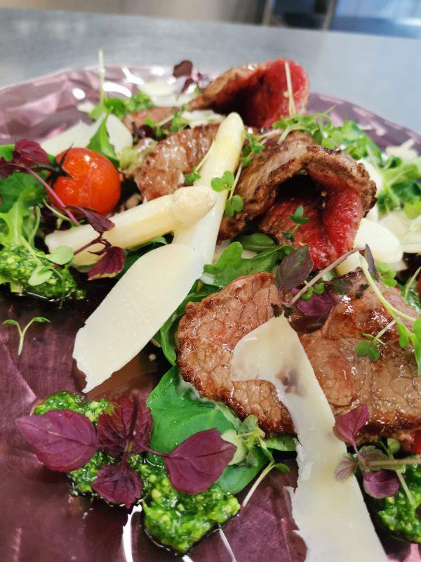 Gourmetküche unseres 4 Sterne Wellnesshotel im Bayerischen Wald