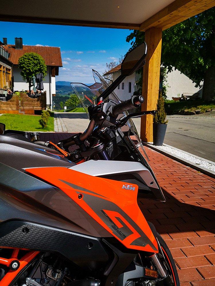 Motorradurlaub im 4 Sterne Hotel Bayerischer Wald