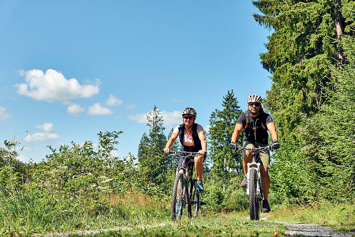 Mountenbikehotel im Bayerischern Wald