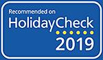 Auszeichnung unseres 4 Sterne Wellnesshotel im Bayerischen Wald durch Holidaycheck