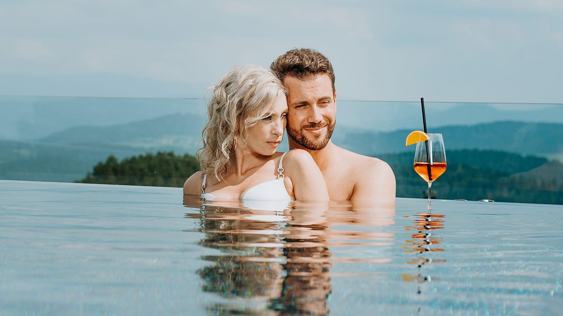 Verwöhnzeit im Wellnesshotel Zum Bräu, speziell für Paare