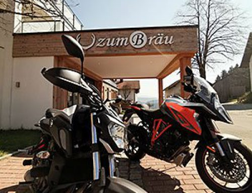 4 Sterne Wellnesshotel Zum Bräu – Motorradurlaub im Bayerischen Wald